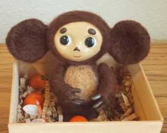 Cheburashka Art Doll