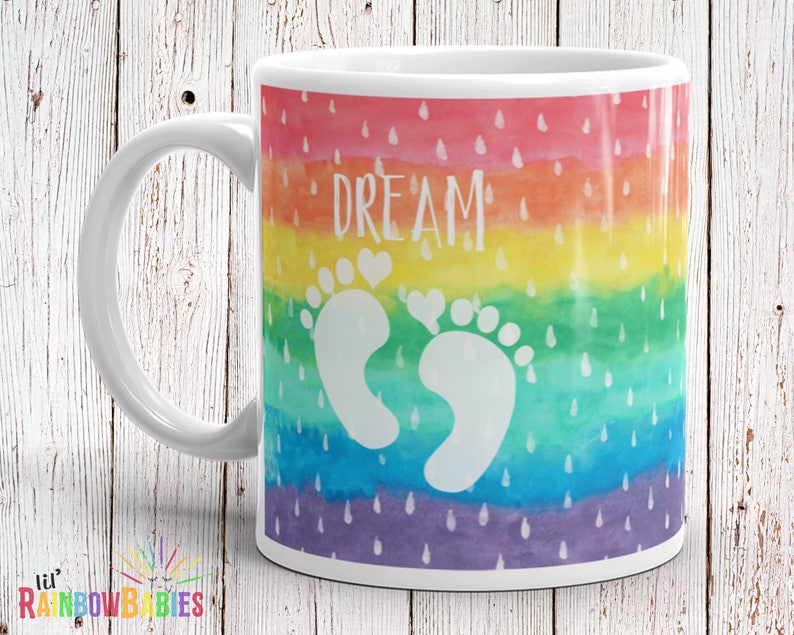IVF Gifts For Her Infertility IVF Baby Miracle Baby image 0