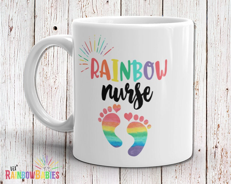 Nurse Mug Nurse Gift Nurse Appreciation Gift For Nurse image 0