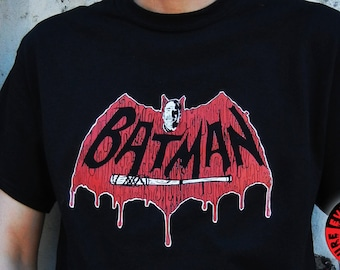 Negan Lucielle batman parody shirt