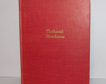 The Works of Nathaniel Hawthorne, One Volume Ed, Hardcover, 1928, Walter J Black, The Scarlet Letter, The Village Uncle. The Old French War