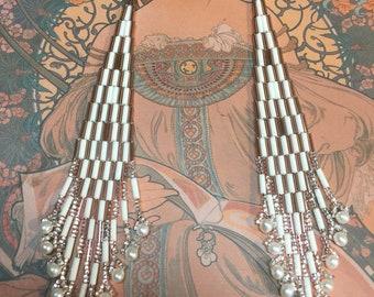 Flapper Girl Earrings