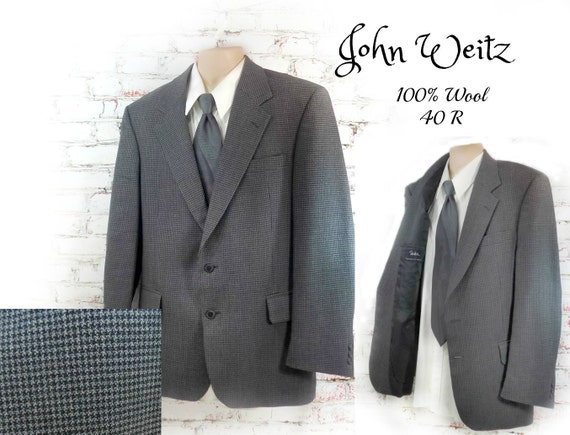 wool sport coat ,  men's wool blazer ,men's Busine