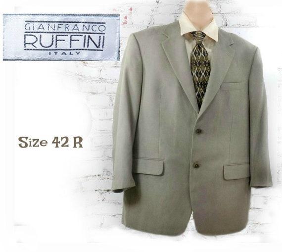 Blazer men grey - Italian Sport Coat -Sport coat 4