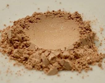 Eye Shadow Mineral Makeup   Eye Shadow Base Shimmer   Vegan  All-Natural  Chemical-Free  Fragrance-Free  Gluten-Free