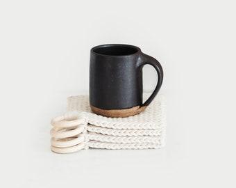 CROCHET PATTERN ⨯ Coasters, kitchen decor ⨯ The Croix