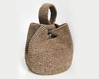 CROCHET PATTERN ⨯ Bucket bag, tote, purse, clutch ⨯ The Bokit