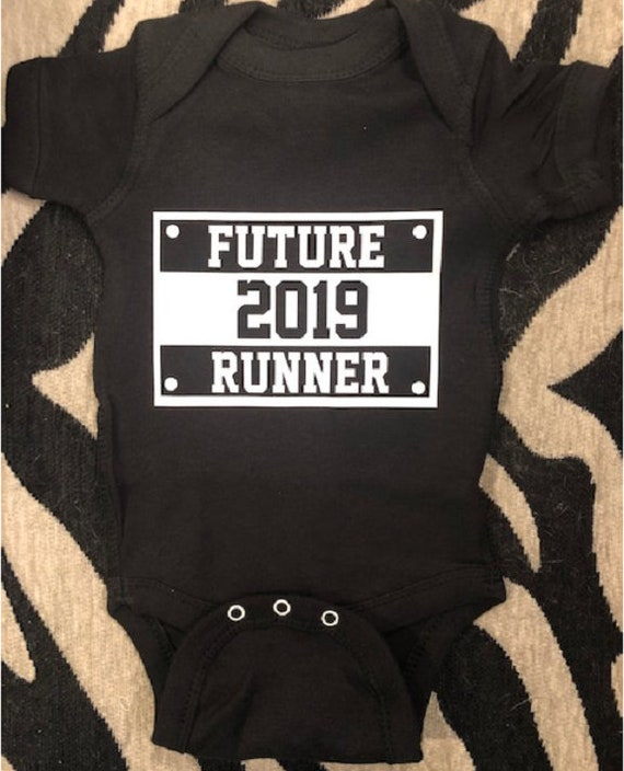 210d5638b crawl walk run, future runner one piece, infant 2019 runner, marathon baby,  jogging baby, runner baby one piece, running bodysuits