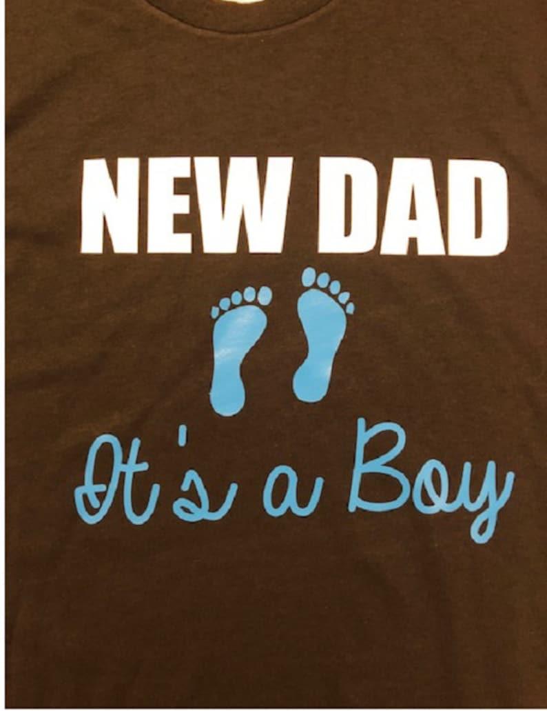 75008e9d It's a boy shirt it's a girl shirt New Dad shirt   Etsy