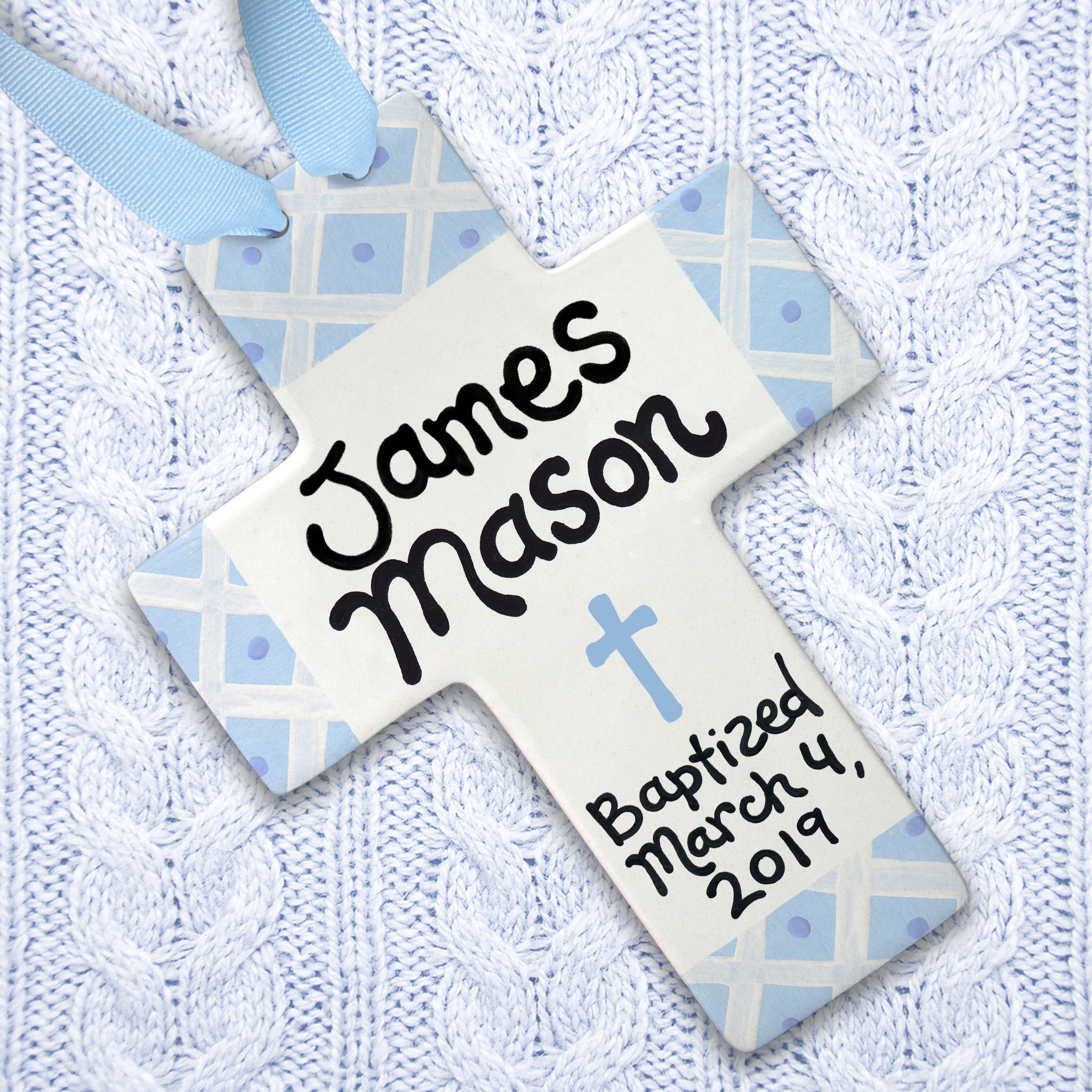 Christening Gift - Baby Dedication Gift - Personalized ...