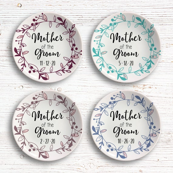Mother of the Groom Gift - Gift for Mom from Son - Parent Wedding Gift - Mother in law Gift - Wedding Party Gift - Thank You Mom Present