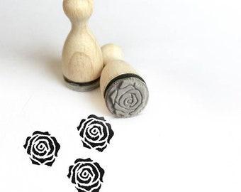 Rose Blossom Mini Stamp