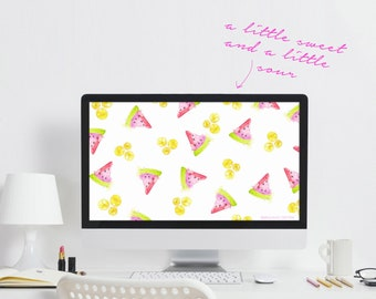 Hustle Quote Art Computer Wallpaper Cute Office