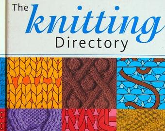Spiral Knit Book Etsy