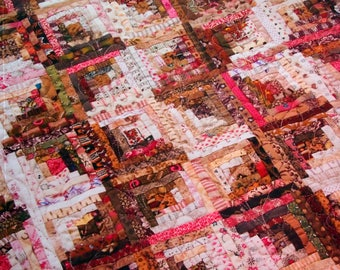 Small Blocks, Stunning Quilts By Mary Elizabeth Kinch And Biz Storms Paperback Quilting Pattern Book 2008