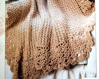 """/""""perfect PILLOWS to CROCHET/"""" by Leisure Arts #3807"""