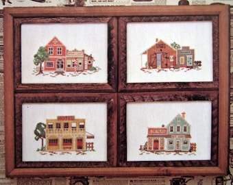 Inc. 100 Weekend Cross-Stitch Gifts Book By Barbara Finwall and Nancy Javier Vintage 1993 Cross Stitch Patterns Sew for Banar Designs