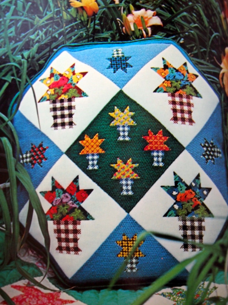 Needlecraft Designs From Our Best Quits 20 Quilt Designs image 0