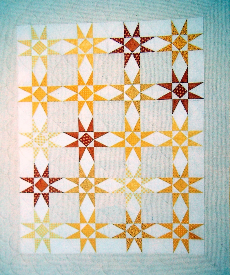 Lessons In Machine Piecing By Marsha McCloskey Vintage Paperback Quilting Pattern Book 1990