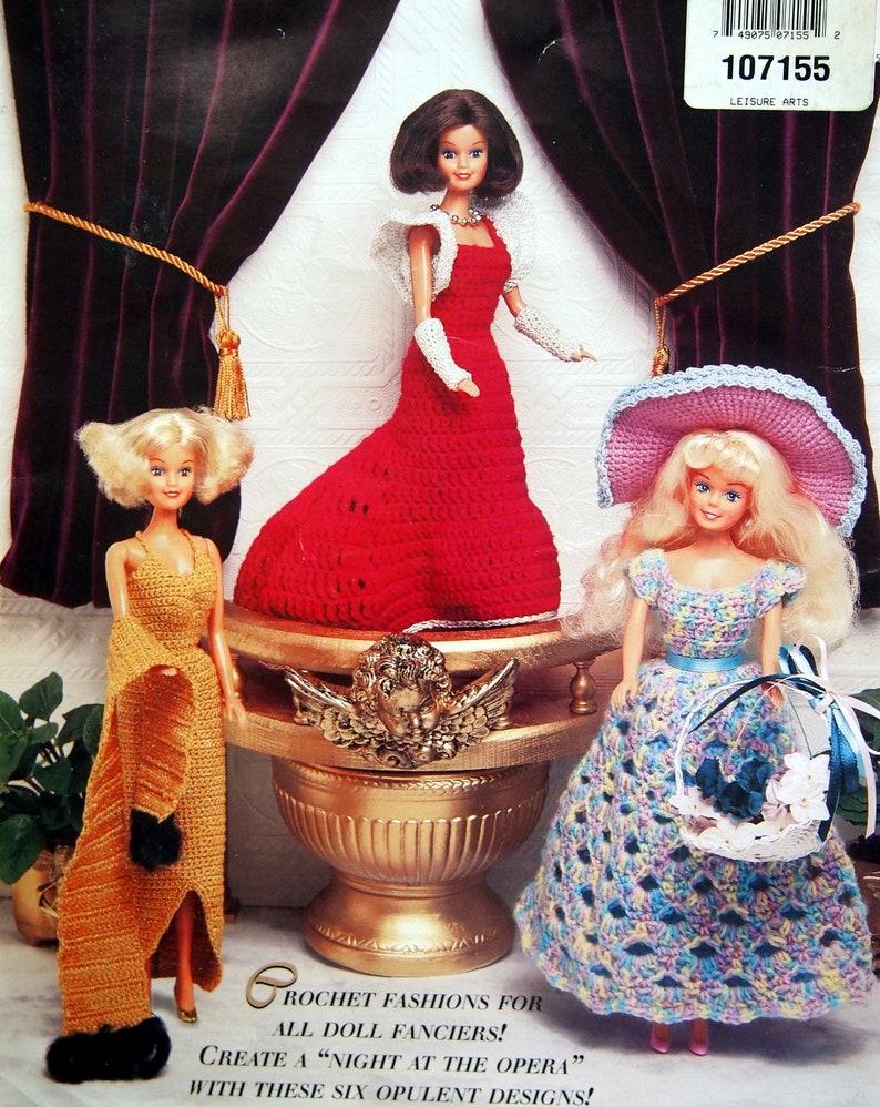 Timeless Fashion Doll Wardrobe Volume 2 By Shady Lane Vintage image 0