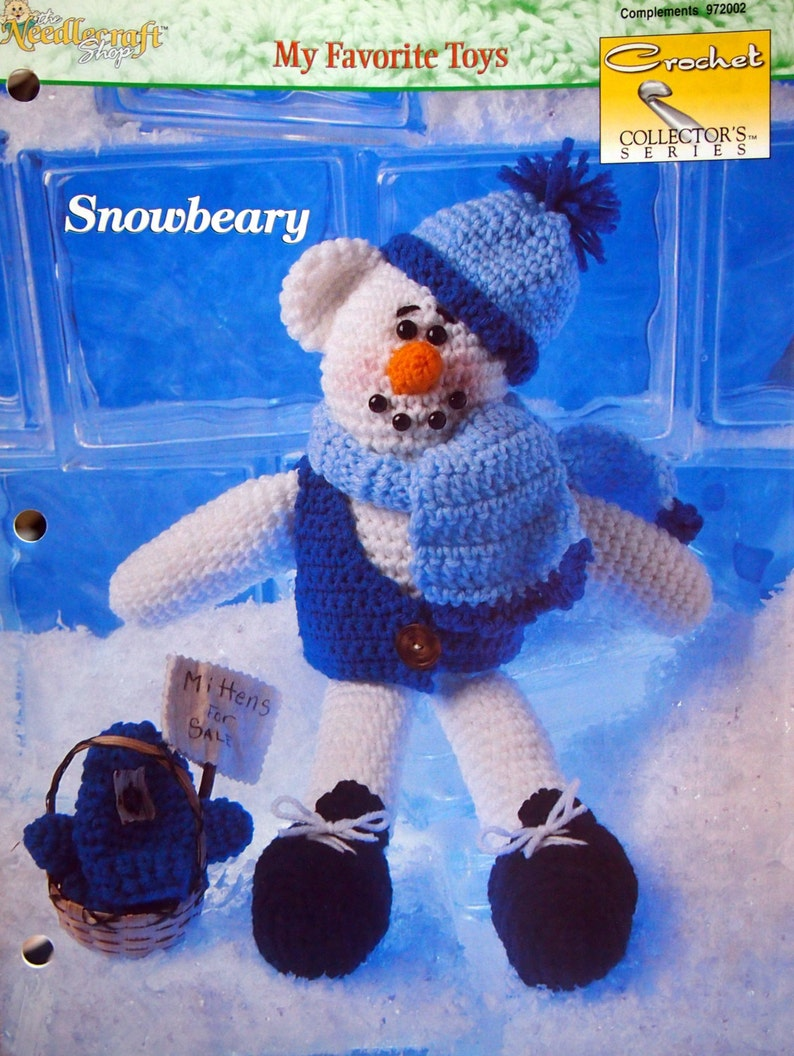 Snowbeary My Favorite Toys By Estella Whitford And The image 0