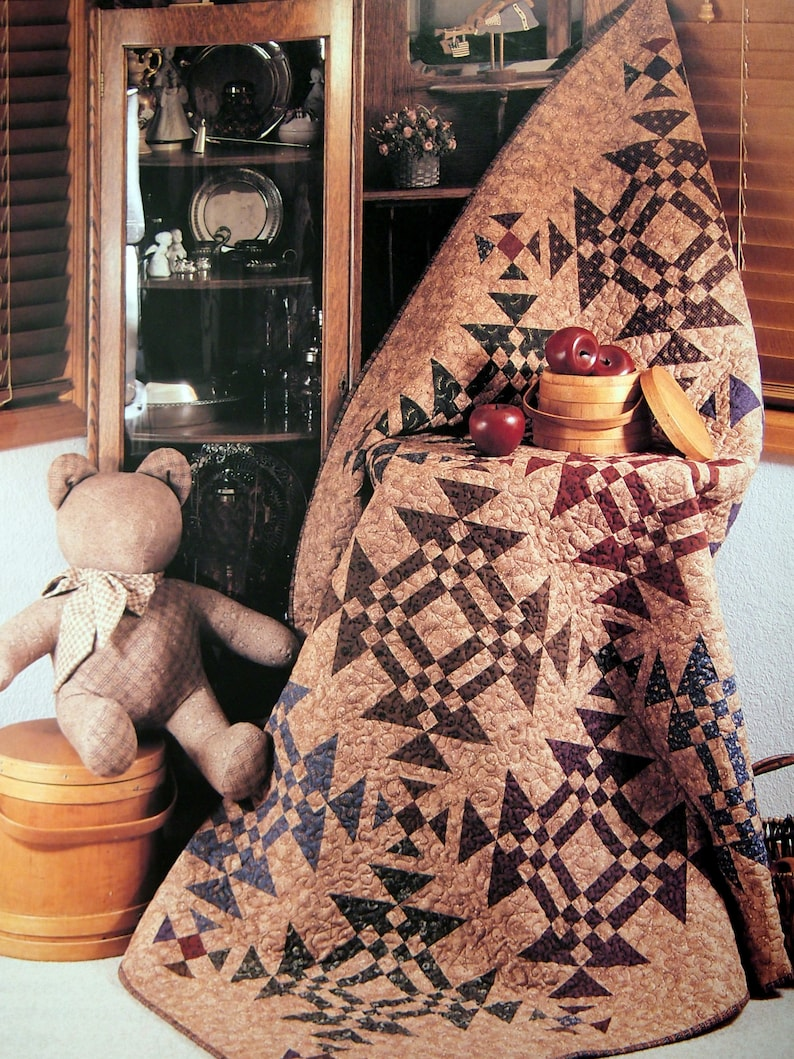 House Warmers By Nancy Smith And Lynda Milligan Vintage Quilting Pattern Booklet 1998