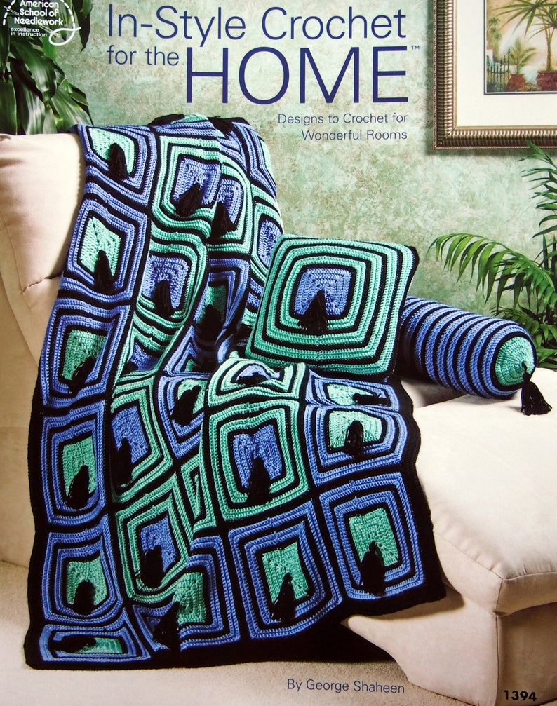 In-Style Crochet For The Home Designs To Crochet For Wonderful image 0