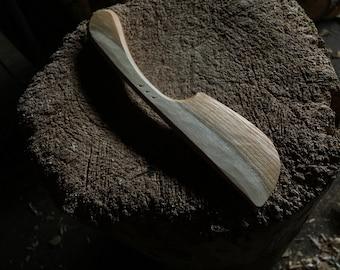 """8"""" butter spreader, table knife, small spatula, spreader, jam spreader, wooden knife"""