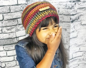 Beyoutiful Slouchy Beanie | Kids Slouch Beanie | Slouchy Hat | Beyoutiful Polo Beanie | Girls Beyoutiful Beanie | Ready to Ship