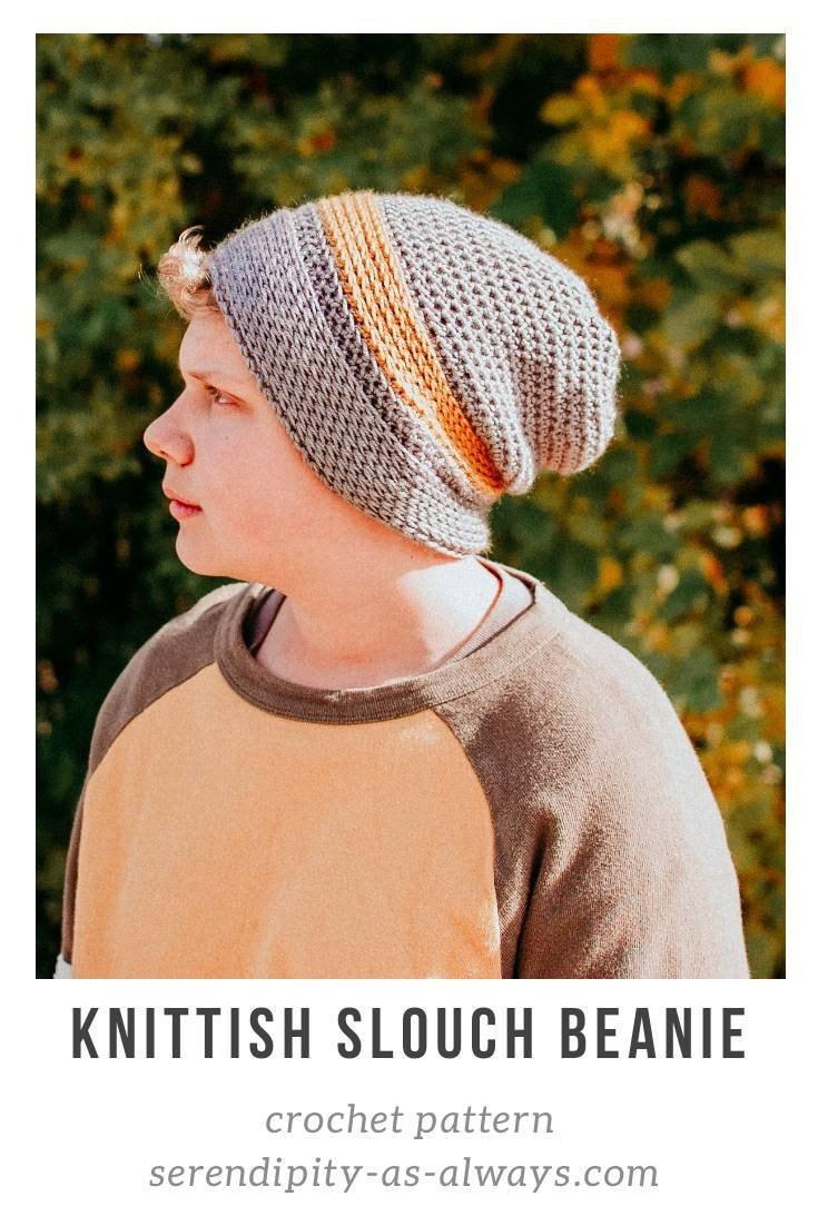 Crochet Pattern Mens Hat Crochet Pattern Boys Hat Crochet