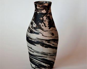 Black and White Bottle