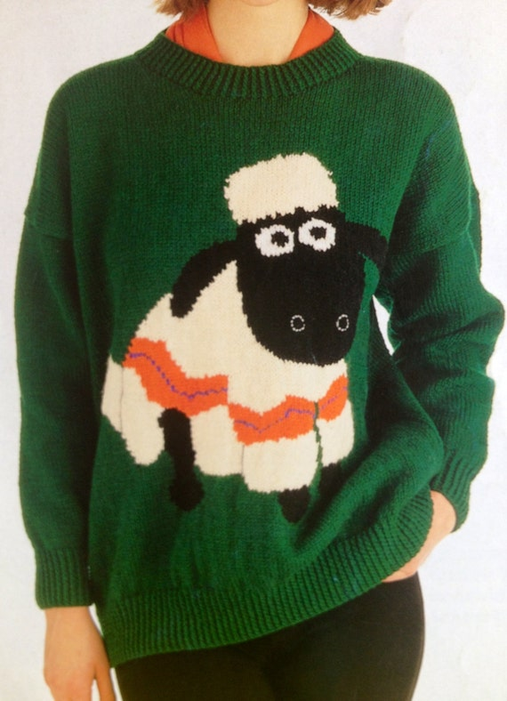 Wallace And Gromit And Shaun The Sheep Knitting Patterns Etsy