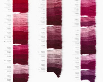 70 DMC Laine Colbert Tapestry Wool Yarn NEEDLEPOINT U-CHOOSE 8 yd OVERSTOCK SALE