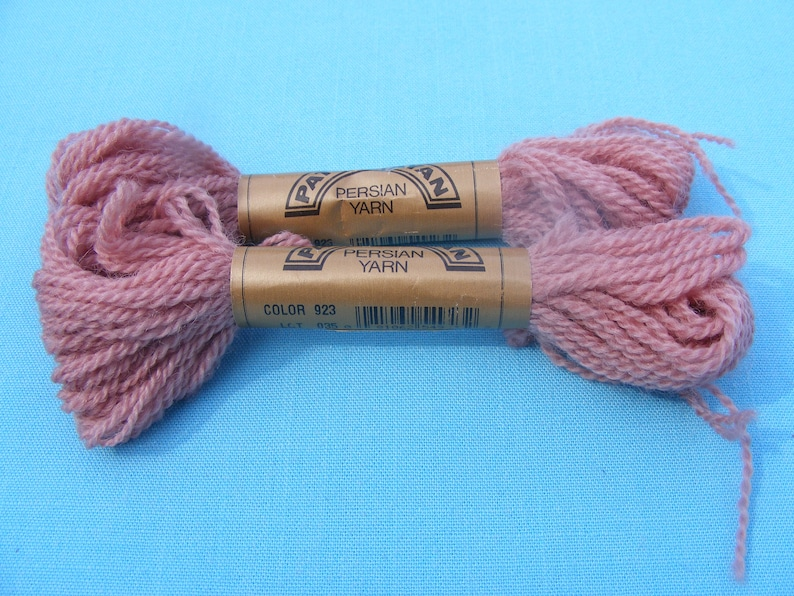 White//Cream//Grey Colors Your Choice Paternayan 8yd Skein