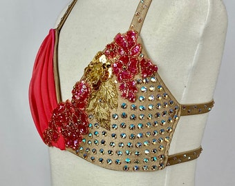 Custom Made to Order: Lyrical 2-piece Dance Competition Costume