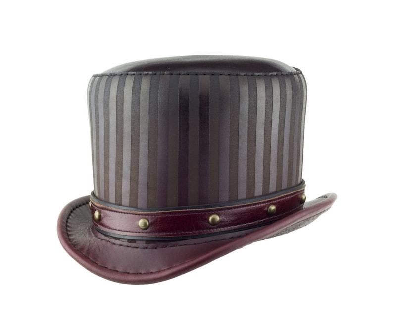 116c4b6b0 Leather Top Hat