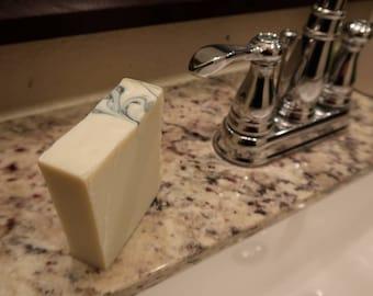 100% Olive Oil Soap, aged 1 year, Castile Soap, Natural Artisan Soap
