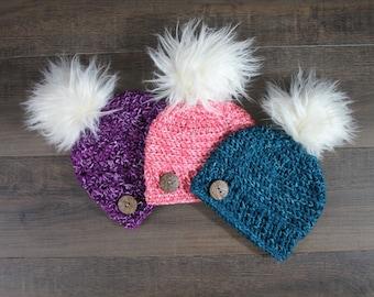 16b88c515 Crochet winter hat | Etsy