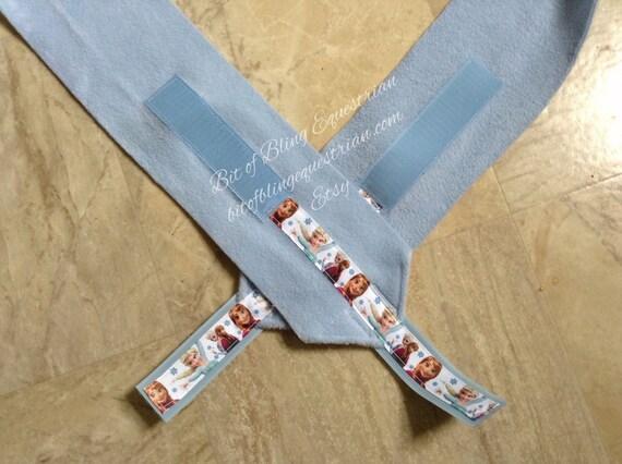4 Frozen Polo Wraps