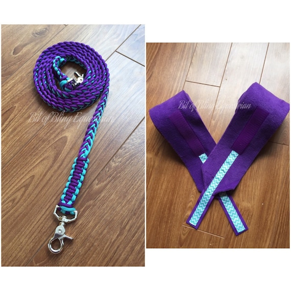 Reins and Wraps Gift Set