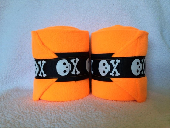 4 Halloween Polo Wraps