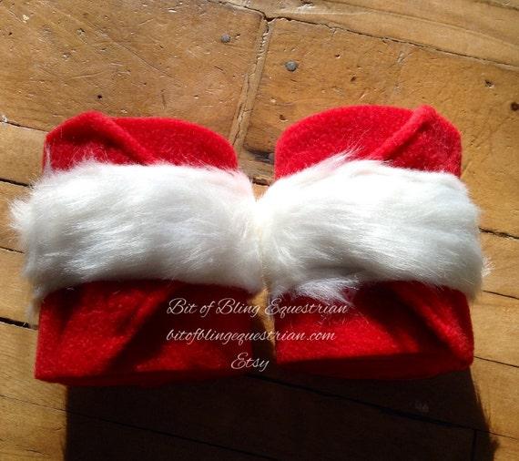 2 Santa Polo Wraps