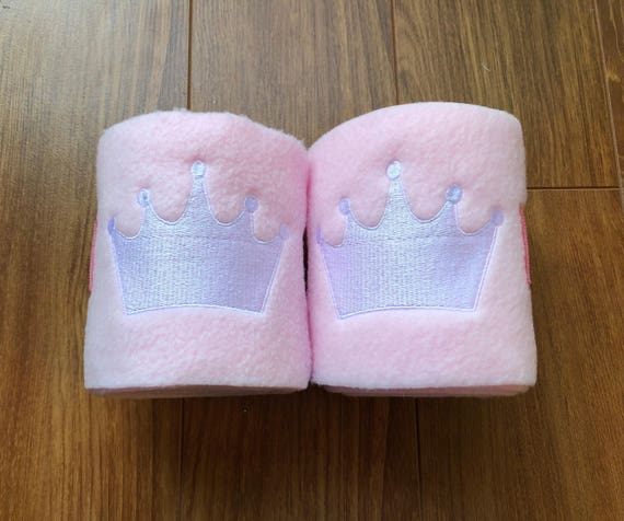 4 Princess Crown Polo Wraps -  custom colour