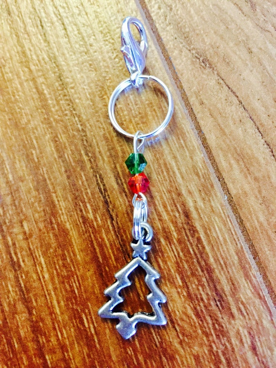 Christmas Tree Bridle Charm