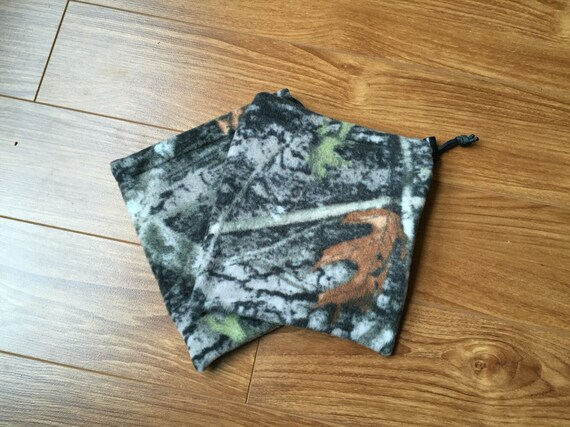 Tree Camo Stirrup Covers