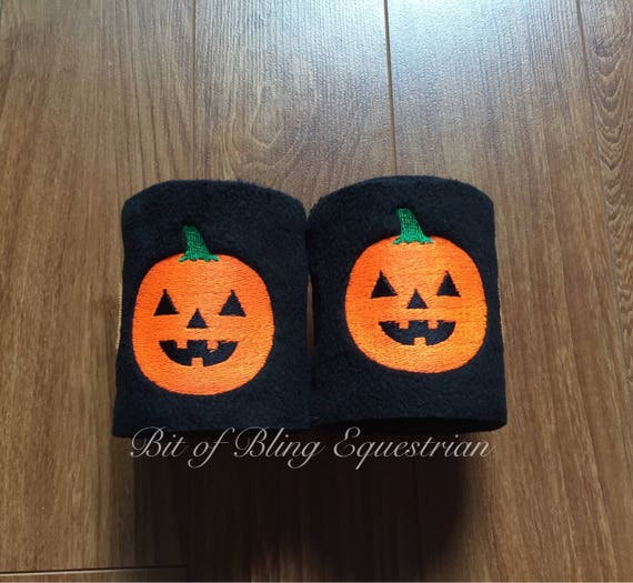 2 Custom Hallowe'en Polo Wraps