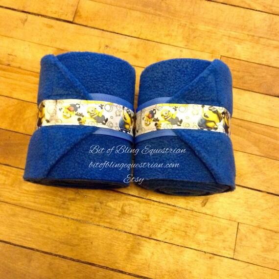 2 Minion Polo Wraps