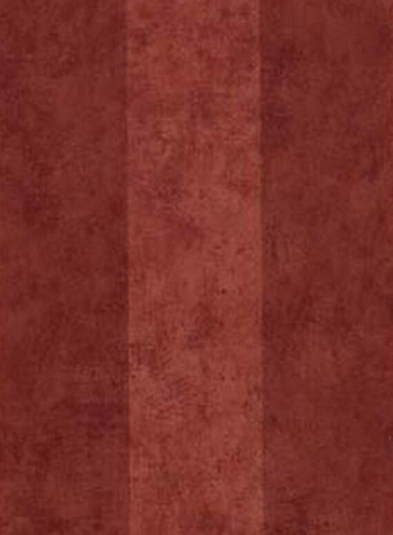25 zoll streifen tapete rustikal rot tief weinrot alte etsy - Tapete rustikal ...
