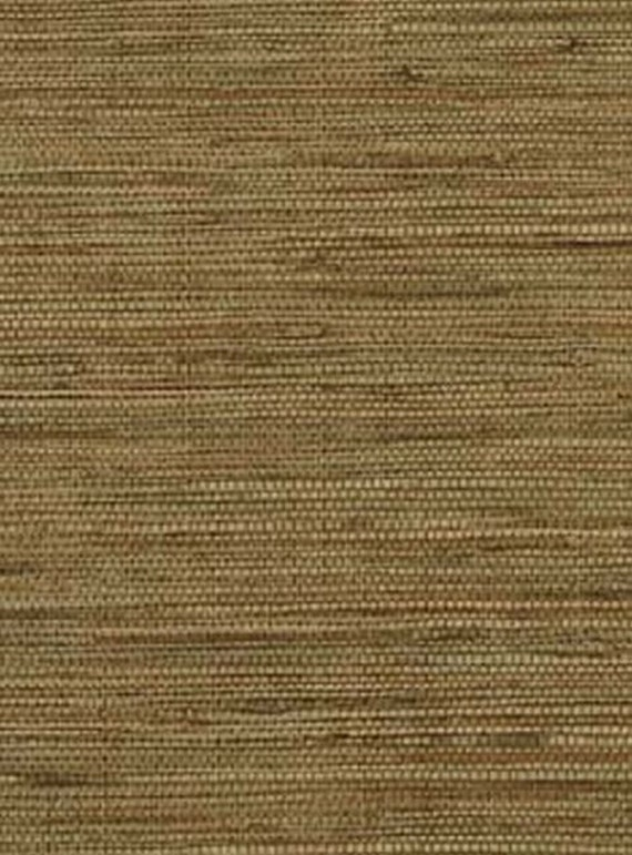 Faux Grasscloth Wallpaper Wicker Green Tan Woven Natural Look Faux Texture By The Yard Ex3070 Fl
