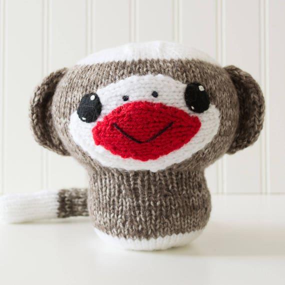Free Pattern Amigurumi Monkey - Salvabrani | Monkey, Stuffed ... | 570x570